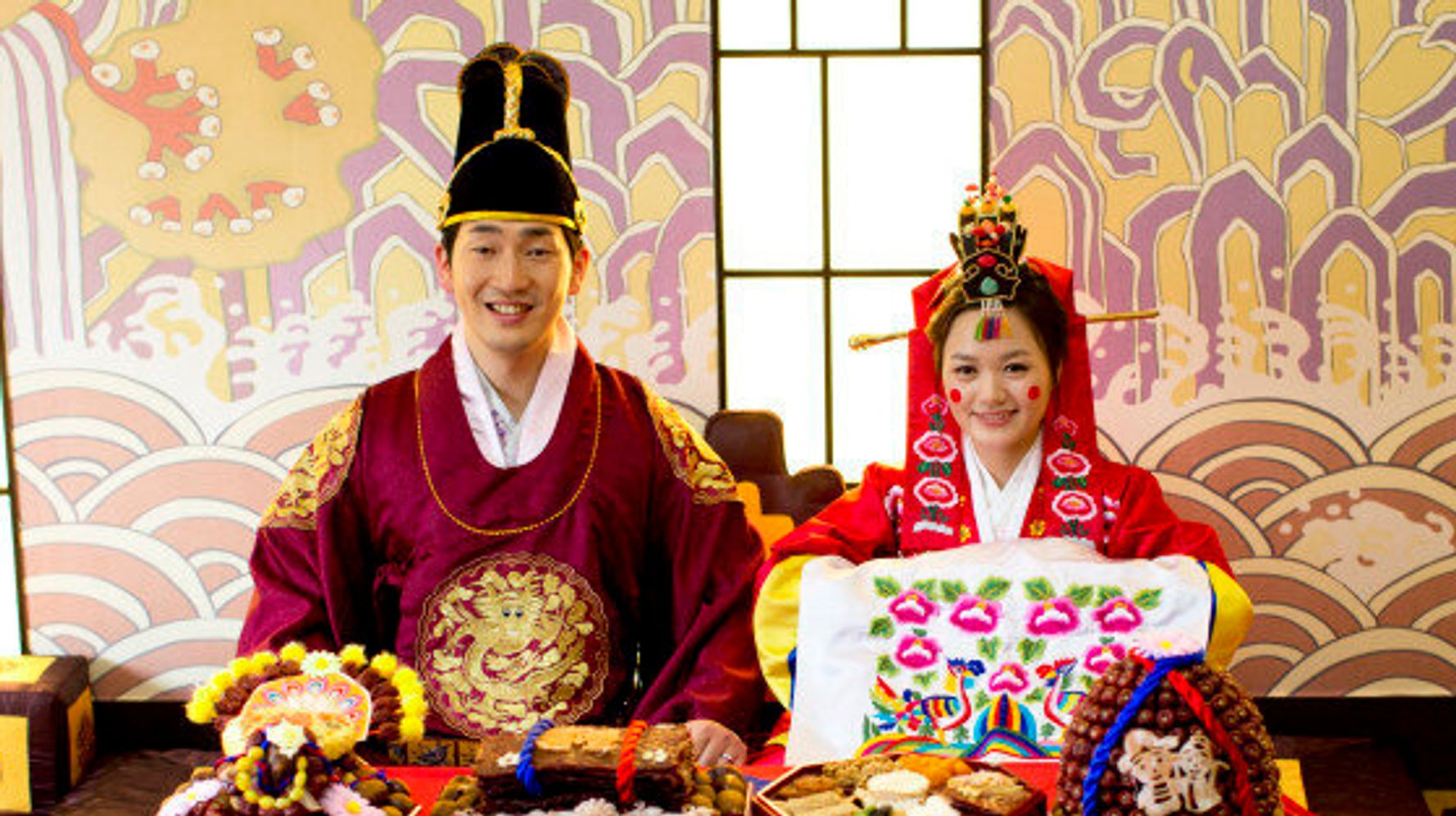 9 Questions You Have About Korean Weddings .. Answered  HuffPost
