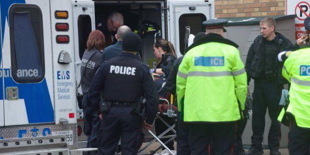 Brampton Courthouse Shooting: Officer Mike Klarenbeek In Stable