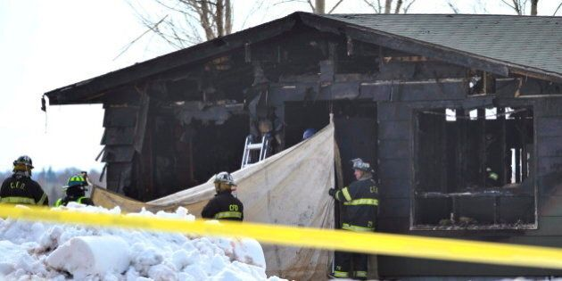 Three Dead After Blaze At Vacant Charlottetown