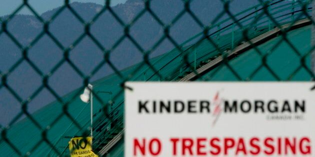 Kinder Morgan Skirting Questions About Trans Mountain: City Of