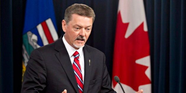 Doug Horner's Flights For Wife Have Wildrose Calling For