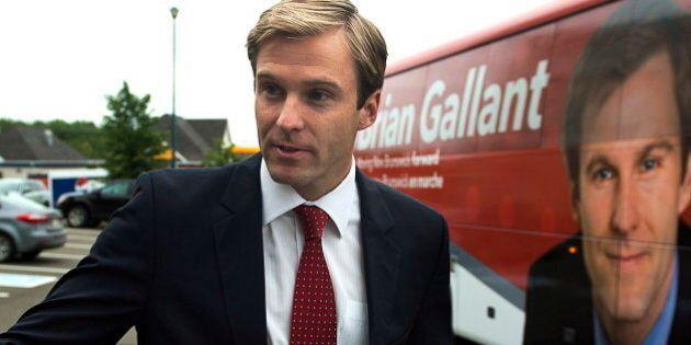 Brian Gallant's Liberals Headed For Big Win In New Brunswick, Polls