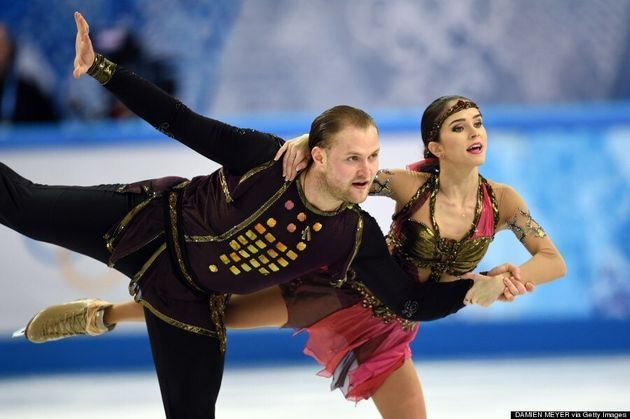 We're All Over Team Russia's Oympics Figure Skating Headband