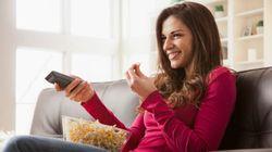 TV Isn't Making You Gain Weight, What You're Watching