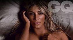 Kim Goes Buck Naked In Racy Photo