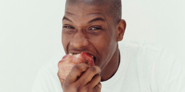 An Apple A Day Reduces Risk For Heart Disease By 40%: