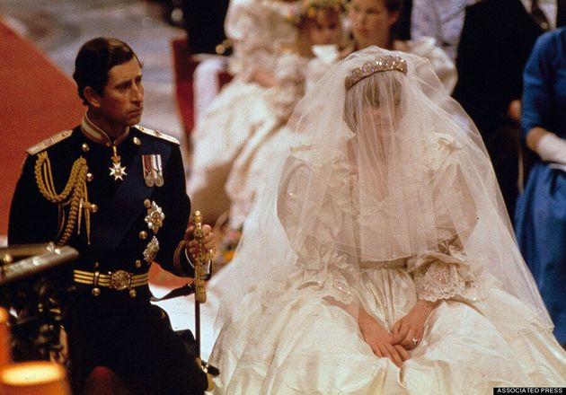 Princess Diana's Wedding Dress To Be Gifted To Prince William And Prince