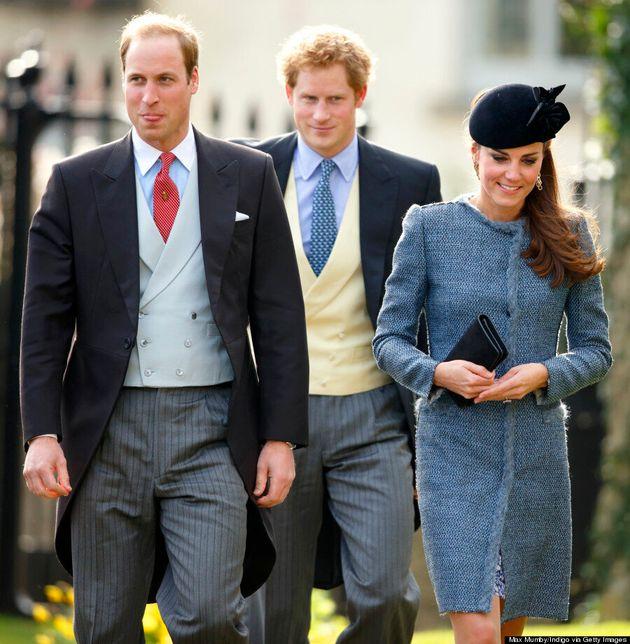 Kate Middleton's Wedding Fashion Faux Pas: Duchess Of Cambridge Wears Same Outfit As