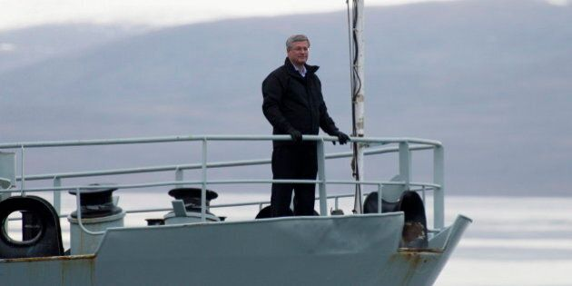 Stephen Harper And The Obsession With