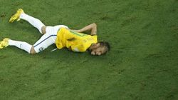 Brazil's Star Player Out Of World