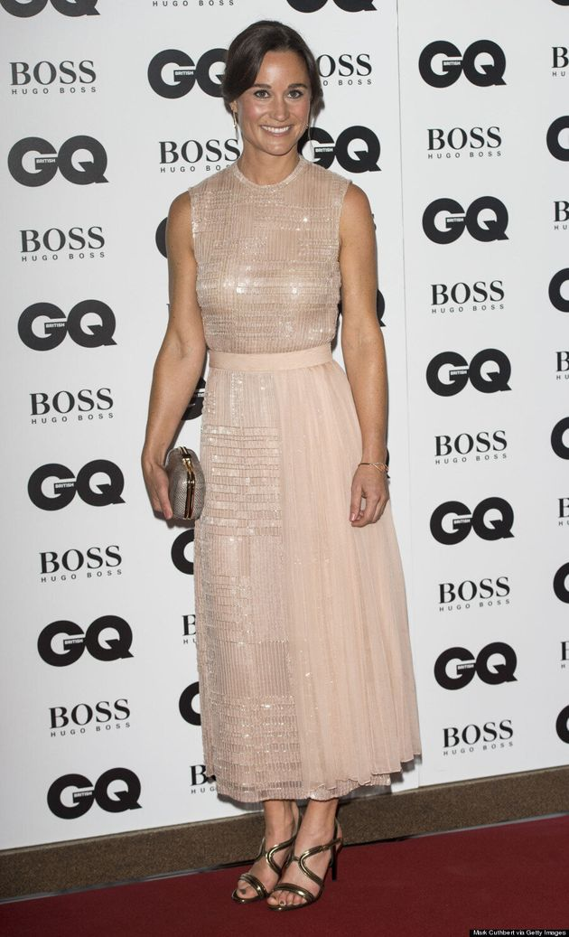 Pippa Middleton's GQ Awards Look Is So Kate