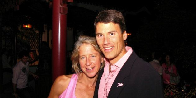 Vancouver Mayor Gregor Robertson, Wife Announce