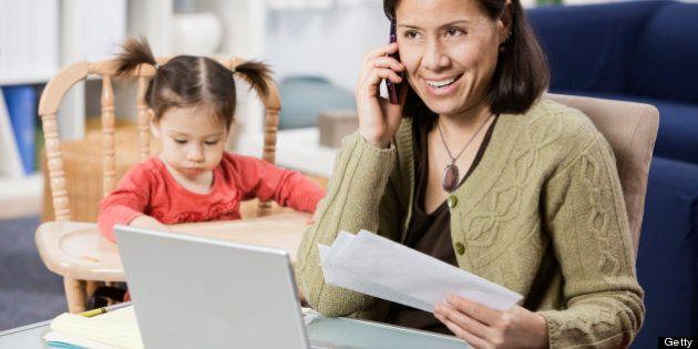 What Successful Working Moms Really Talk