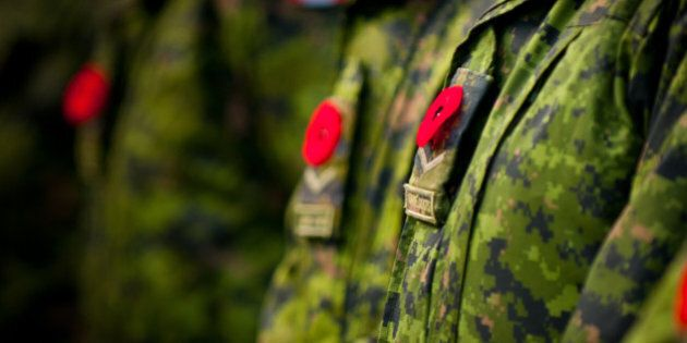 Canadian Military Suicides: Analysis Aims To Find Cause Of