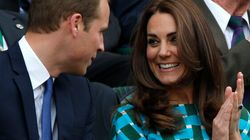 Kate Middleton Lights Up