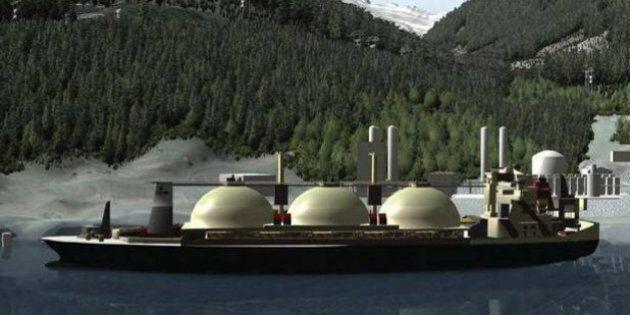An 'Epic' LNG Battle Pits Squamish Against B.C.