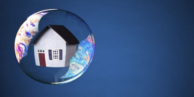 Potential Canadian Housing Bubble A Concern For 7 In 10 Lenders: