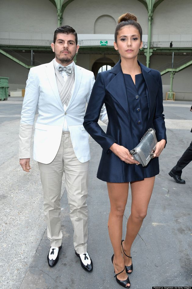 Nina Dobrev's Paris Fashion Week Outfits Are Totally