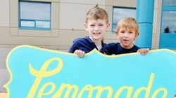 Lemonade Stand Helps Smash $20,000 Goal For Boy's