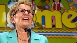 Wynne Won't Merge Public, Catholic School