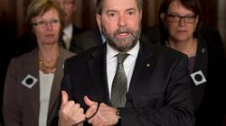 Mulcair Pitches Daycare For