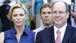 Princess Charlene Shows Off Tiny Baby