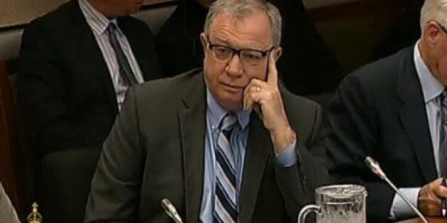 Liberal MP Wants Conservative MP Robert Goguen Demoted Over Rape