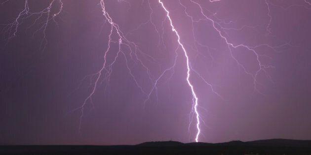 Lightning Strike Causes Fire In Banff National Park, Officials Let It