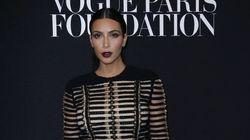 Kim Kardashian Makes Rare Style