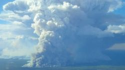 The Photos From The Fires In The Northwest Territories Are