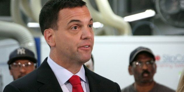 Ontario Election 2014: Hudak Brands $5.6B Deficit Left By Last PC Government Liberal