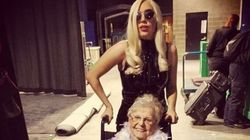 Meet 'Granny Gaga', Lady Gaga's Biggest (And Oldest)