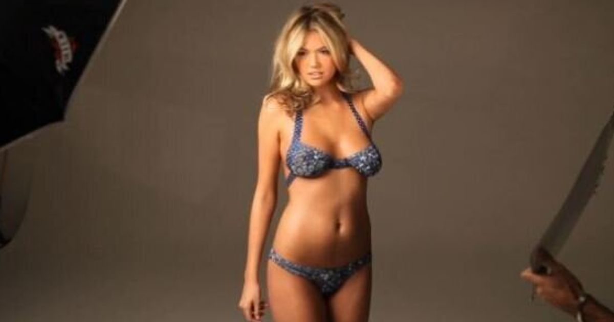Kate Upton S Body Painting Shoot From 2011 Is Sizzling Hot Video Huffpost Canada