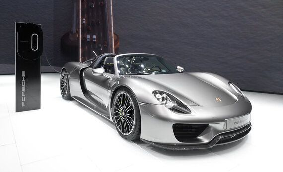 Why Do We Love Sports Cars So