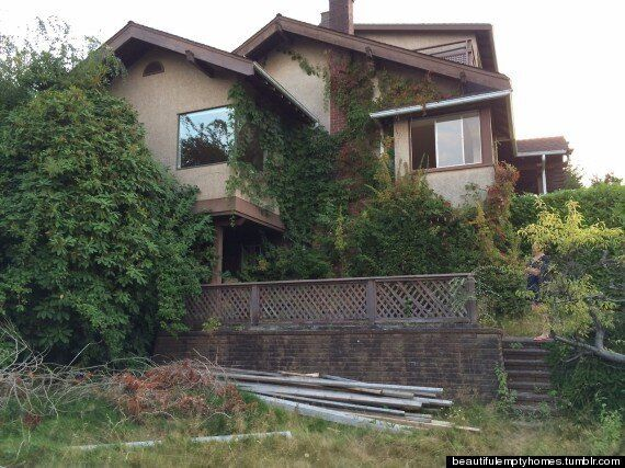 Vancouver's Beautiful Empty Homes Highlighted On Tumblr