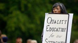 Strike 'Almost A Holy War' For Teachers: