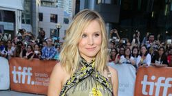 Kristen Bell's Pregnancy Jumpsuit Is