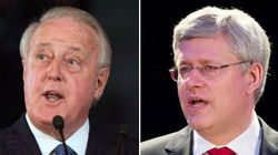 Mulroney Sounds Off On Harper's Supreme Court