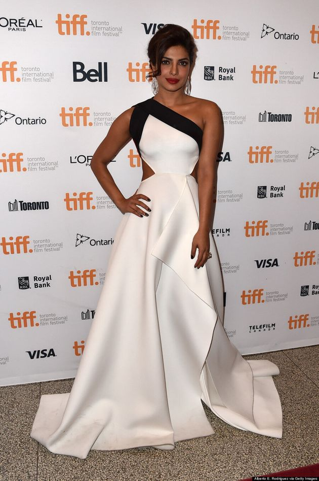 Priyanka Chopra TIFF 2014: 'Mary Kom' Star Shines On Red