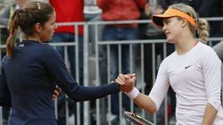 Eugenie Bouchard Wins Second French Open