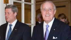 Harper Responds To Mulroney's Stern