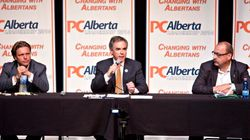 Bumpy Start For Alberta Conservative Leadership