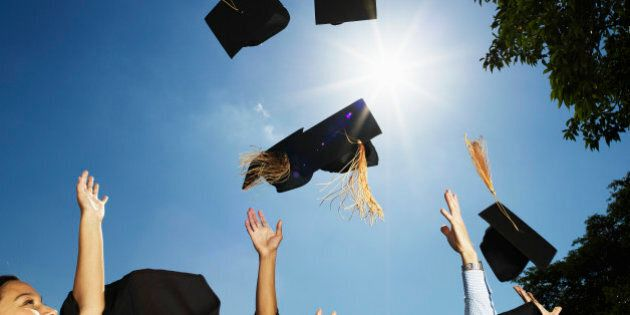 For New Grads, Job Strategies Just Aren't