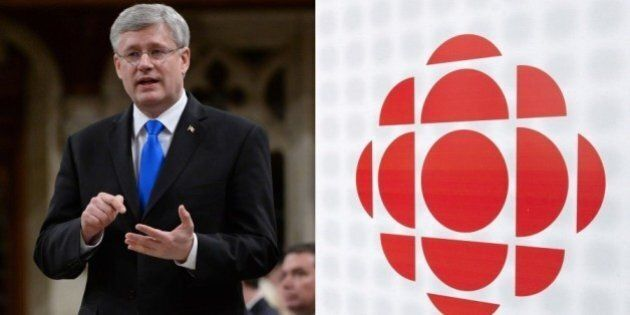 CBC Chair's 2010 Letter To Harper Slams Tory Attacks On