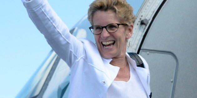 Ontario Election 2014: PCs Say Wynne Hid $317-Million Bailout Of Real Estate