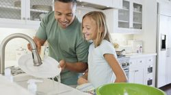 Dads, Want Your Daughters To Succeed? Pick Up A