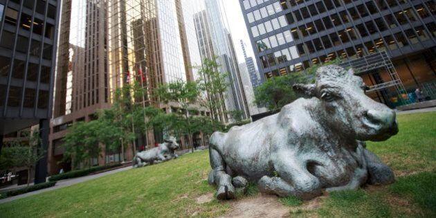 Corporate Profits Boom As Canadians Struggle With Debt, Sluggish Job