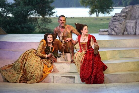Shakespeare's Great Magician Lacklustre In Bard On The Beach's 'The