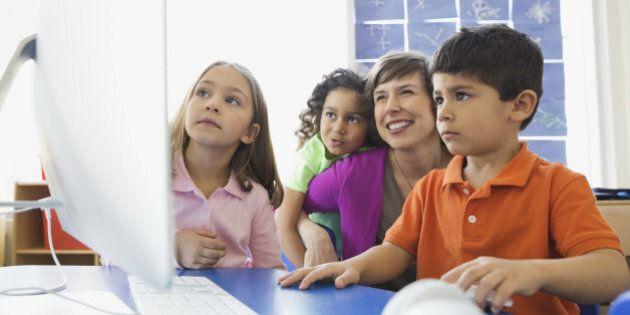 Why I'm Still A Teacher After 20