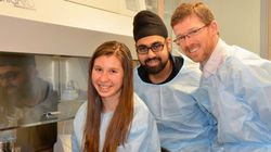 B.C. High Schooler's HIV Test Up For Global